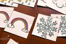 Weather Themes Activities