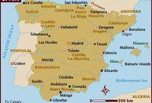 Tr - Spain & Canary Islands / by Melody Laudermilk-Stiak