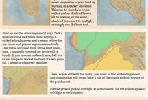 Cartography for Fantasy Maps