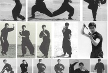 Bruce Lee / by Gary Free