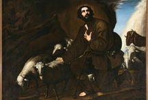 Ribera Jusepe. (1591-Napoli 1651) / Nel 1616 si sposta da Roma a Napoli