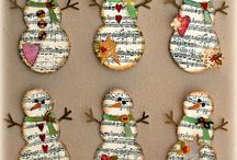 Christmas Crafts 2015 / by Cheryl Lancaster