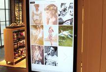 Digital retail & installations