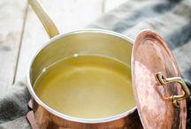 Ricette base dolci e salate / Ricette base della cucina, tutte le preparazioni per imparare a cucinare spiegate con foto passo a passo.