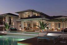 Dream homes.