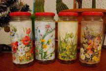 Handmade objects and deco-Idei pentru acasă