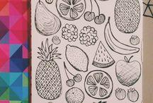 Journaling & Drawing