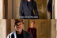 How to get away with murder❤❤
