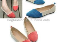 Ballerina, Loafers, Flats