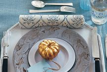 Tablescapes & Tablewear