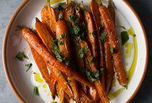 Carrot Recipes // Winter Veggies