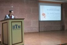 Industry Interface Guest Lecture – IITM 2016