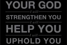 Christian Inspiration / Sometimes we just need to be reminded of who God is and what He has done for us.