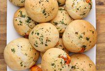 Parmigiana bombs