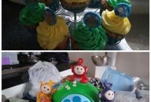 Cakes made by me