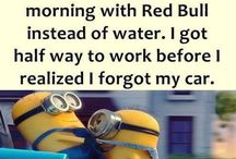 Funny Pages / Mostly funny minion memes and a smattering of other random funnies.