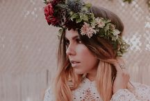 The Boho Chic Bride