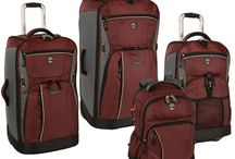 Timberland Luggage / The latest luggage from Timberland.