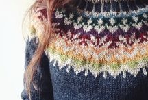 knitted jumpers
