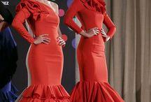 flamenco vestidos y baile