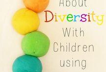 Kids Activities (Diversity)