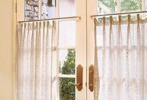 Window treatments / by Pamela Querin