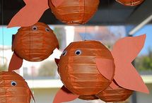 Classroom decorations / by Laura Eckler