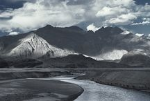 Desolate Landscapes