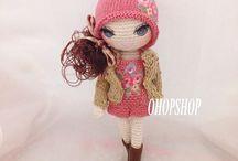 z crochet toys/dolls 2 / by jaznak