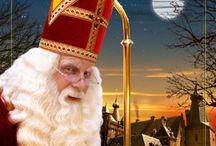 Sinterklaas / Het sinterklaasfeest, pepernoten, marsepein en natuurlijk cadeautjes