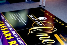 Floor & Wall Murals / Wall murals are an ideal way to communicate messages to customers and are used in places like office lobbies, schools, universities, conference rooms, event centers, entertainment and even inside your home. Wall murals communicate your message with just one look. www.pixus.com / by Pixus Digital Printing - Large Format Digital
