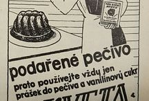 Czechoslovak Interwar Health Adverts