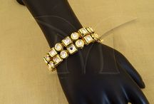 Kundan Bracelets || Imitation Jewellery
