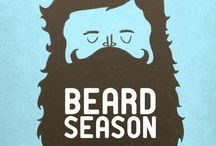 Beard & Mustache / Favorite prints of the beard and mustache persuasion. / by Luis Mendoza