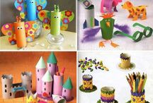 Summer Projects & Crafts / Fun projects to try this summer  / by Confessions of Crafty Witches
