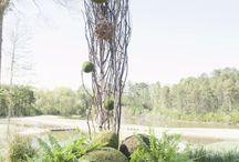 Floral Design / Allerhande bloemwerken en plantaardige objecten / by Bianca Harink