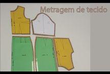 como calcular tecido para roupa