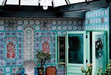 Moroccon outdoor