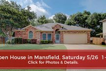 Homes for Sale in Mansfield