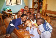 Projekte Ruanda / Hier findest du Bilder aus unserem Projektland Ruanda
