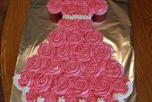 Bolos cupcake