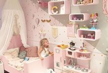Toddler girl bedrooms