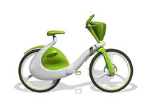 Lotus E-bike / The first attractive and innovative pedal-assisted electric bike recharged by the sun..!