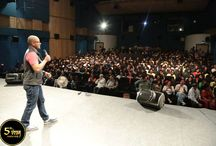 5th Veda : Session on Stand-up Comedy with Sorabh Pant / It was an exhilarating experience for the #WWIStudents when the renowned stand-up comedian Sorabh Pant took center stage at the #5thVeda. From the word go the entire auditorium burst out laughing and this #5thVeda event was well received by everyone.