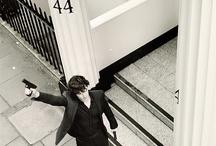 I believe in Sherlock, Moriarty was real.