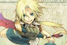 Squaresoft/Square-Enix