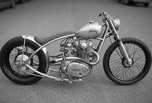 COOL BIKES // Scotch&Iron / by Scotch and Iron