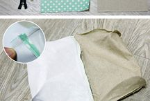 Bags and pouches - sewing