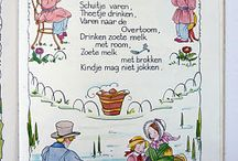 Dutch rhymes