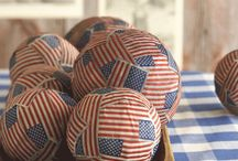 Firecracker and BBQs happy 4th / About the 4th July..... Food, decorations, clothes, games...   / by Debi Donsker